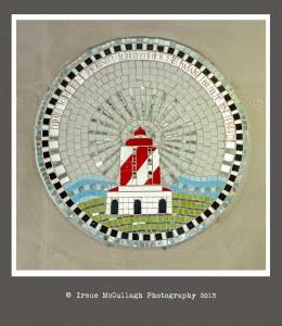 Green Point Lighthouse Mosaic near Stadium